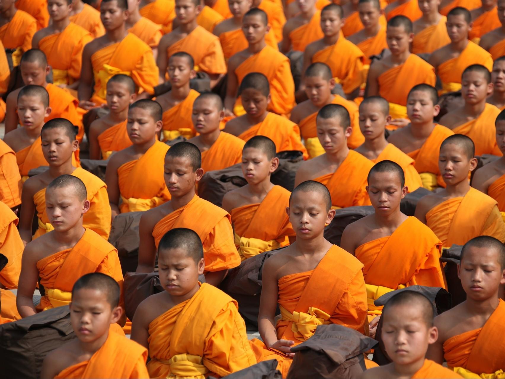 Thailand Zen Bidden