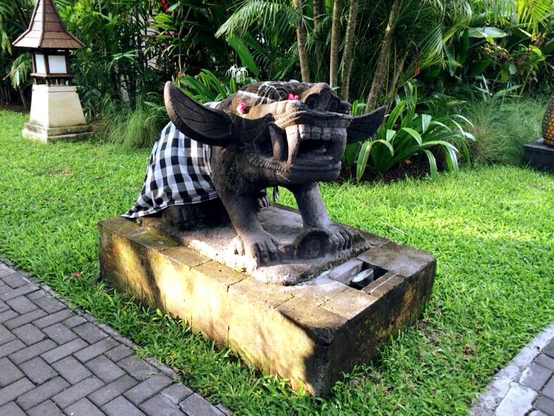 Bali - Puri Santrian Resort