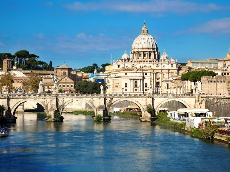St.Pieter-basiliek-Rome