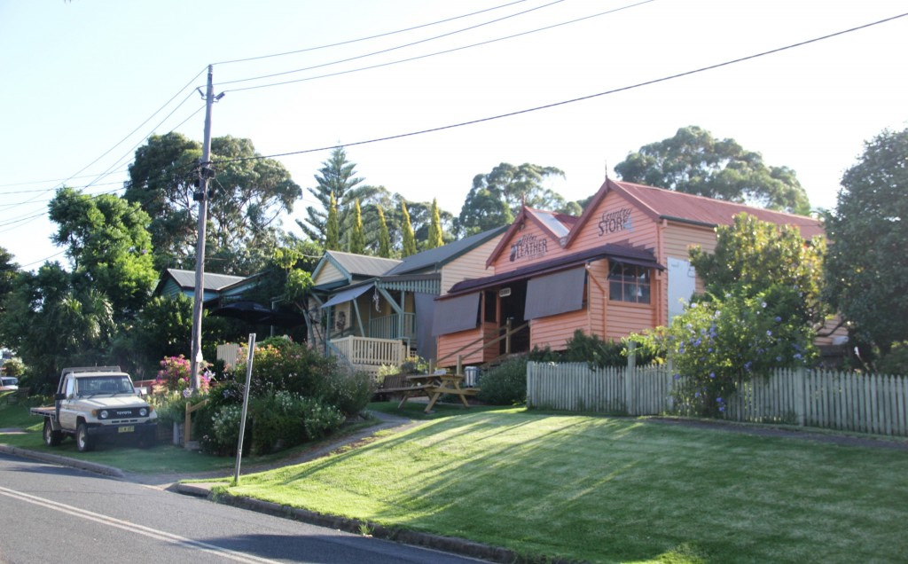 Central Tilba, Australia