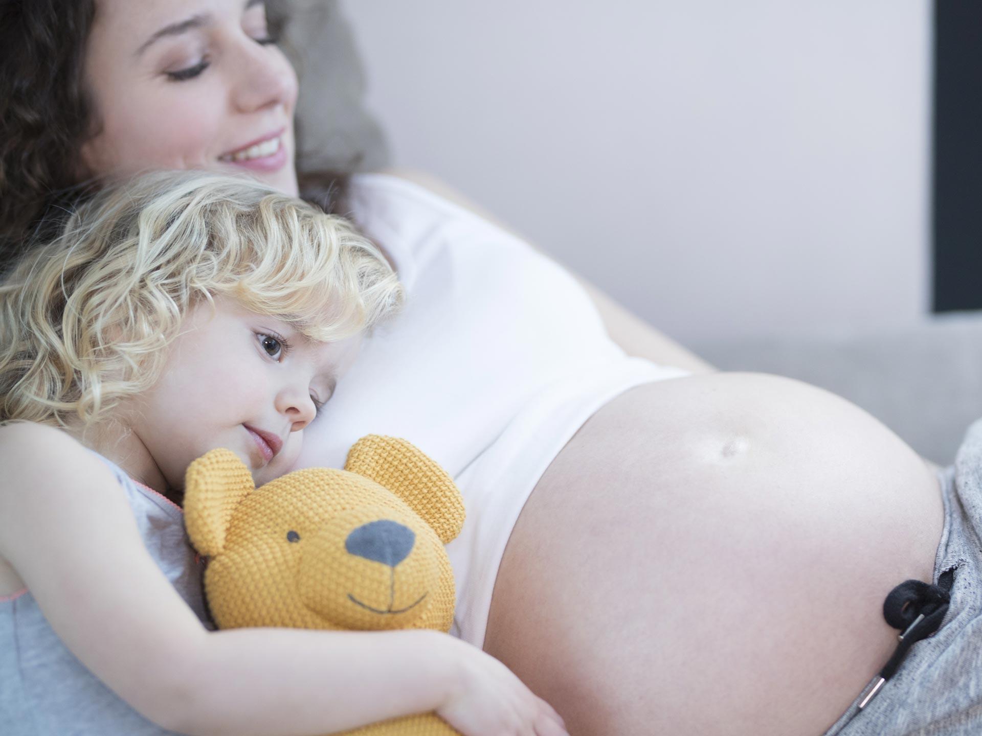 Fotoshoot zwangerschap